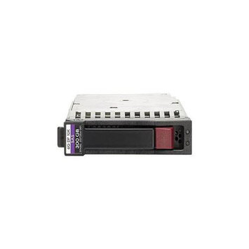 HP Dual Port Enterprise - Hard drive - 300 GB - hot-swap - 2.5