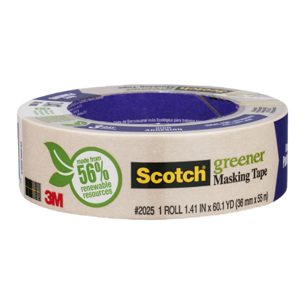 Scotch Greener Masking Tape Basic Painting