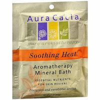 Aura Cacia Aromatherapy Mineral BathWarming Balsam Fir
