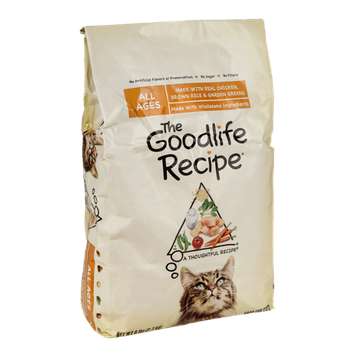 The Good Life Recipe Cat Food All Ages