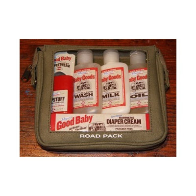 Baby Goods by Mayron's Goods Roadpack: Travel Size Natural Skin Care By Mayron's Goods
