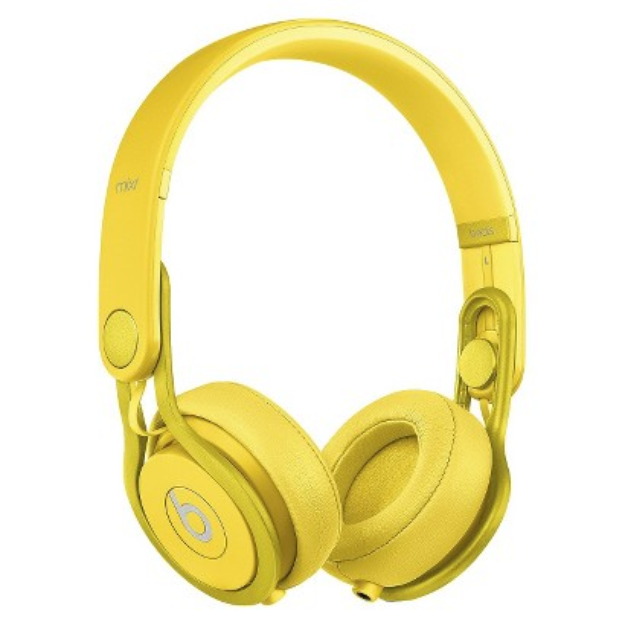 BEATS by Dr. Dre Beats by Dre Colr Mixr Headphones - Yellow