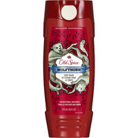 Old Spice Wild Collection Body Wash Wolfthorn