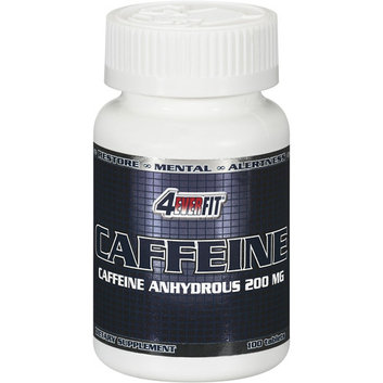 4Ever Fit Caffeine Anhydrous Dietary Supplement