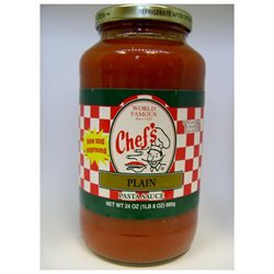 Chef's Pasta Sauce- Meat Flavored