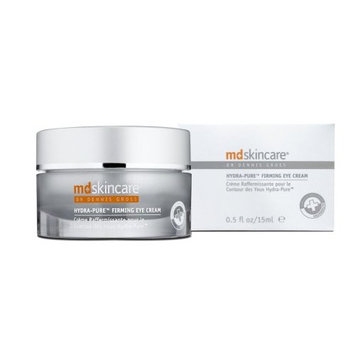 MD Skincare Hydra-Pure Firming Eye Cream, 0.5-Ounce