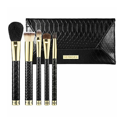 SEPHORA COLLECTION Luxe Face Brush Set
