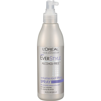 L'Oréal Paris EverStyle Alcohol-Free Volume Root Lifting Spray
