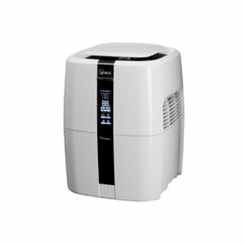 Winix FresHome Air Washer-Dual Air Treatment System with PlasmaWave Technology 710010, White and Black, 2.64 Gallons, 1 ea