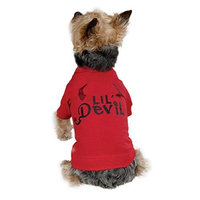 Zack & Zoey Lil' Devil Pet Tee Shirt