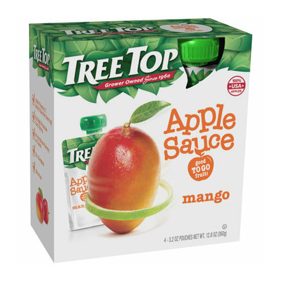 Tree Top Mango Apple Sauce