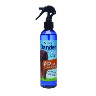 Earth's Balance DFD-300 Dander Free for Dogs, 8-Ounce
