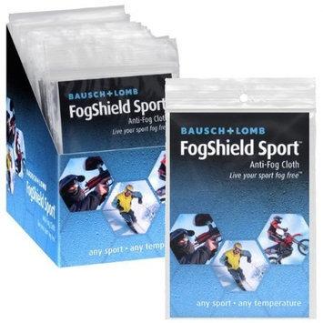 Bausch & Lomb Fogshield Anti-fog Cloth, 160-Count
