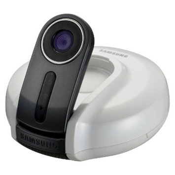 Samsung Silver/White Wi-Fi Video Baby Monitor