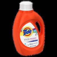 Tide Vivid White + Bright HE Original Scent Liquid Laundry Detergent