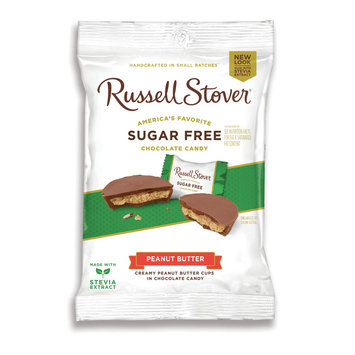 Russell Stover Sugar Free Peanut Butter Cups,
