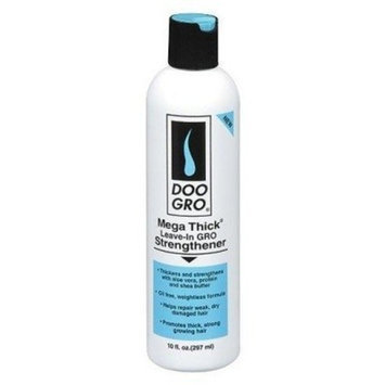 Doo Gro Mega Thick Leave In Gro Strengthener, 10 Ounce