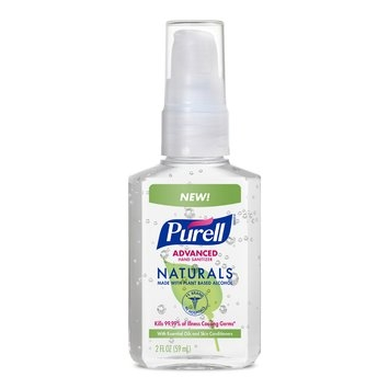 PURELL® Advanced Hand Sanitizer Naturals (2 oz.)