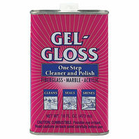 TR Industries GG-1 Gel-Gloss One Step Cleaner and  Polish