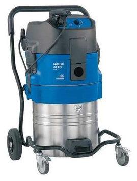 NILFISK M60004 Wet Vacuum with Sump Pump,8.5 HP,19 gal.