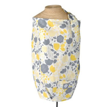 Balboa Baby Nursing Cover - Yellow Tulip