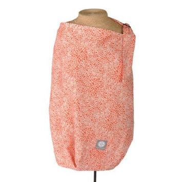 Balboa Baby Nursing Cover - Coral Bloom
