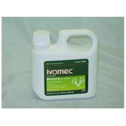 Ivomec Drench (Ivermectin 0.08%) For Sheep, 960 ml