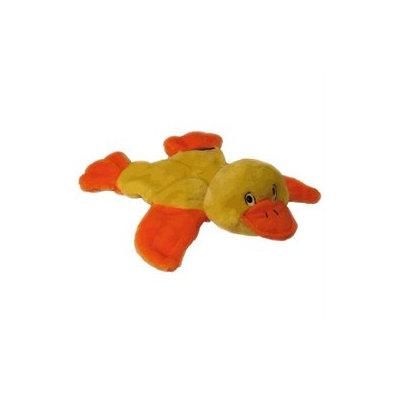 Kyjen Company Squeaker Mat Duck Plush Dog Toy