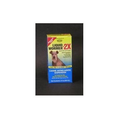 Durvet Woodstream Liquid Wormer-2x 2 Ounces - 11-1170
