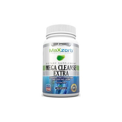 Maxzorb Nutrition By Body Dynamics Mega Cleanse Extra