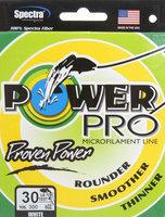 Innovative Textiles, Inc. Power Pro Braided Line 300 yds. White - 30 lb. Test
