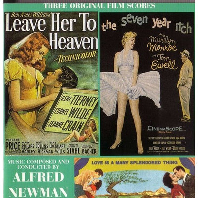 Love Is a Many Splendored Thing/ Seven Year Itch/ Leave Her to Heaven [Soundtrack]
