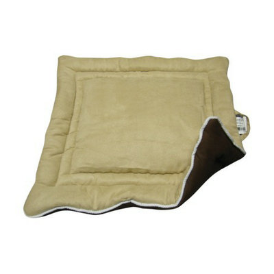 New Age Pet s Cozy Pet House Pad - Tan (Large)