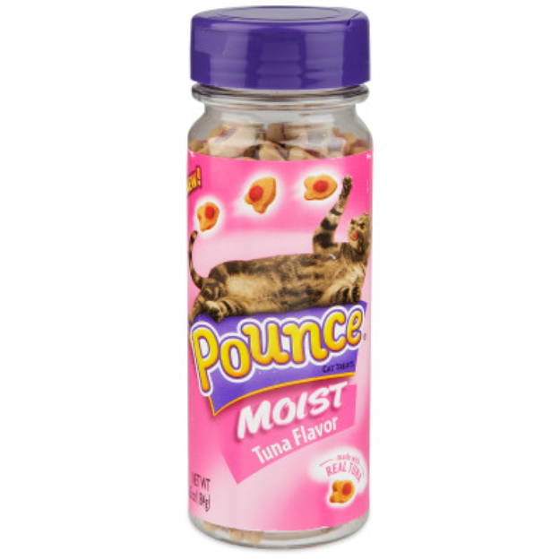Pounce Moist Cat Treats