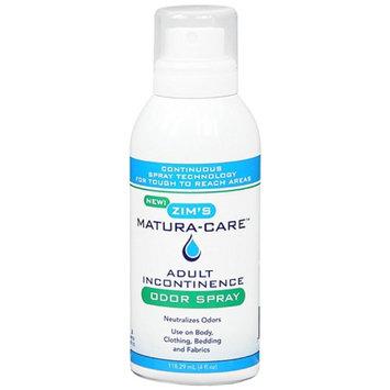 Zim's Matura-Care Adult Incontinence Odor Spray