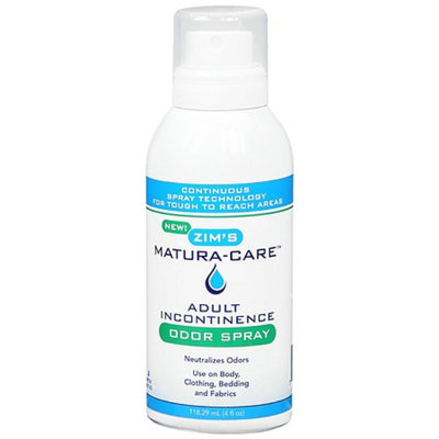 Zim's Matura-Care Adult Incontinence Odor Spray