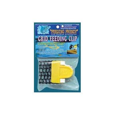 Topdawg Pet Supply Ocean Nutrition Feeding Frenzy Grid Feeder Clip