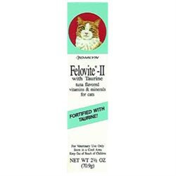 Tomlyn Felovite-II with Taurine - 2.5 oz