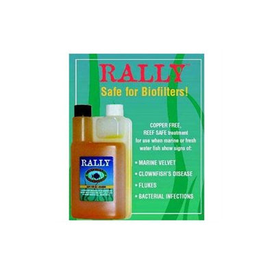 Topdawg Pet Supply Ruby Reef Rally Parasite Treatment Half Liter