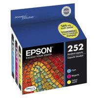 Epson DuraBrite Ultra Standard 3 Pack Ink Cartridge - Multicolor