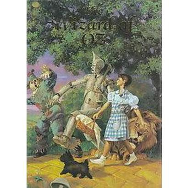 Wizard of Oz (Reprint) (Hardcover)