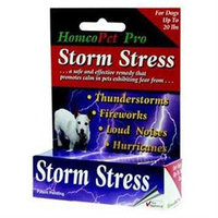 Homeopet Llc HomeoPet Storm Stress up to 20 lbs.