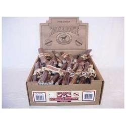 Smokehouse Brand Dog Treat .5 Regular Bully Stick Display