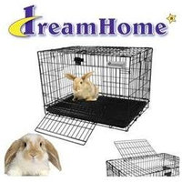 Pet-tek Pet Tek SPK70136 Large DreamHome Animal Cage