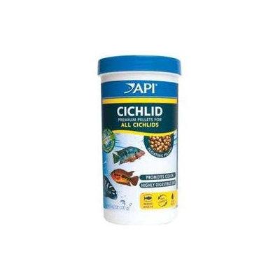 Mars Fishcare North Amer 973564 Api Cichlid Premium Pellets