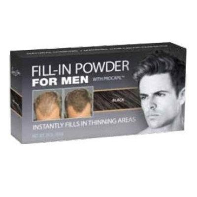 Cover Your Gray LISA RACHEL Cyg Fill In Powder Men, Black