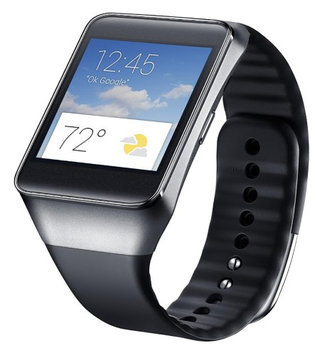 Samsung Gear Live Android Wear Digital Smartwatch Wrist Watch - Black