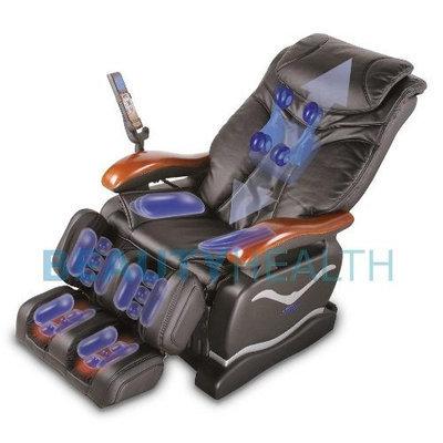 Beautyhealth Massage Chair Shiatsu Recliner w/body scan*Mp3 player built in, Heat Therapy*