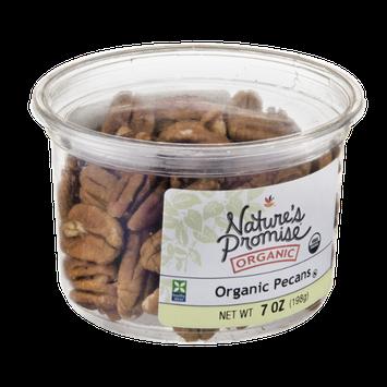 Nature's Promise Organic Pecans Organic