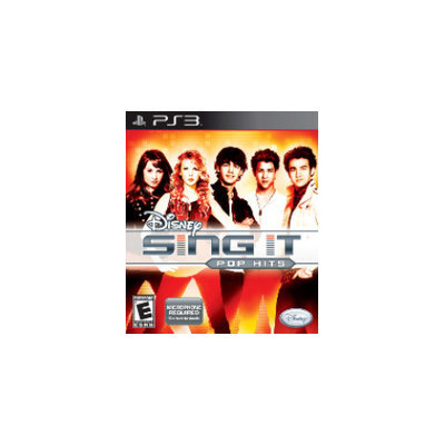 Disney Interactive Disney Sing It: Pop Hits - Game Only